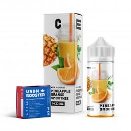 Жидкость NICE Shortfill Pineapple Orange Smoothie 95мл 0мг