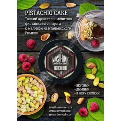 Табак Musthave Pistachio Cake (Мастхев Фисташковый Пирог) 25г
