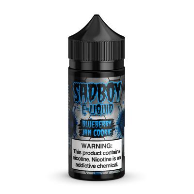 Жидкость Sad Boy Blueberry Jam Cookie 100ml (3мг)
