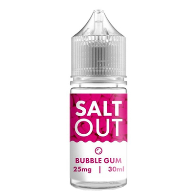 Жидкость Salt Out Buble gum 30мл 25мг