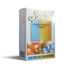 Табак для кальяна Serbetli Ice Melon Tangerin 50г