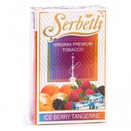 Табак для кальяна Serbetli Ice Berry Tangerin 50г