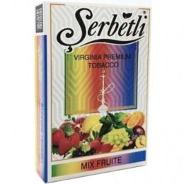 Табак для кальяна Serbetli Mix Fruit 50г