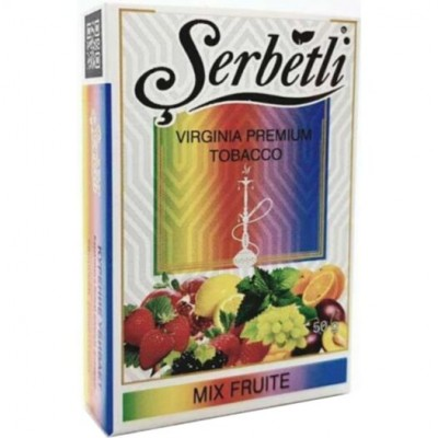 Табак для кальяна Serbetli Mix Fruit 50г