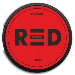 Жевательная смесь RED Original X-Strong 15г (70)