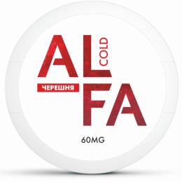 Жевательная смесь ALFA Cold Черешня 15г (60)
