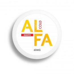 Жевательная смесь ALFA Cold Манго 15г (60)