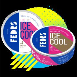 Жевательная смесь Fedrs Energy 8 Ice cool