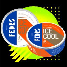 Жевательная смесь Fedrs Melon 8 Ice cool