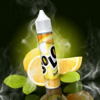 Жидкость Solo Лимон Лайм 30мл 12