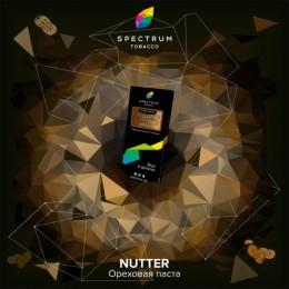 Табак Spectrum HARD Nutter (Спектрум Хард Ореховая Паста) 100г