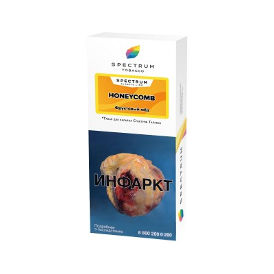 Табак Spectrum Honeyconb (Спектрум Фруктовый мед) 100г