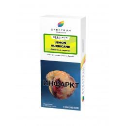 Табак Spectrum Lemon Hurricane (Спектрум Лимонные Леденцы) 100г