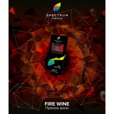Табак Spectrum HARD Fire Wine (Спектрум Хард Пряное Вино) 100г