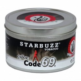 Табак для кальяна STARBUZZ Code 69 250г