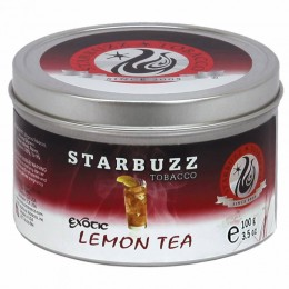 Табак для кальяна STARBUZZ Lemon Tea 250г