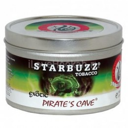 Табак для кальяна STARBUZZ Pirate's Cave 250г