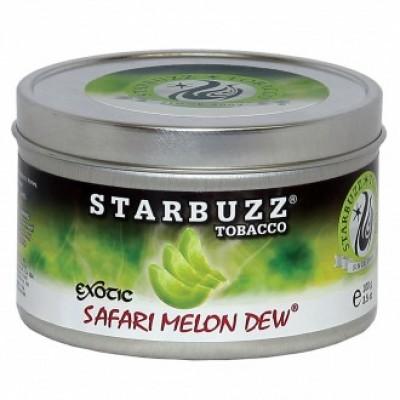 Табак для кальяна STARBUZZ  Safari melon dew 250г / Старбаз
