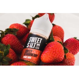 Жидкость Sweet Salt VPR Sweet Strawberry 30мл 25мг