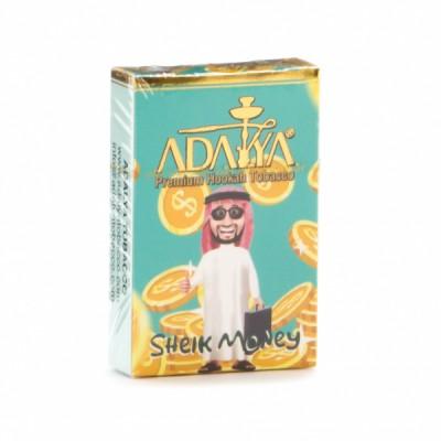 Табак для кальяна Adalya Sheik Money (Адалия Деньги Шейха) 50г