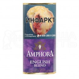 Табак Amphora English Blend (40гр)