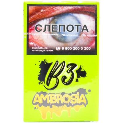 Табак для кальяна B3 Ambrosia (Амброзия), 50гр