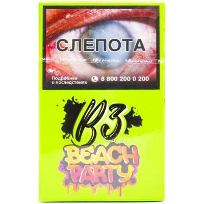 Табак для кальяна B3 Beach Party(Бич Пати), 50гр.