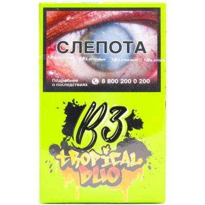 Табак для кальяна B3 Tropical Duo (Тропикал Дуо), 50 гр