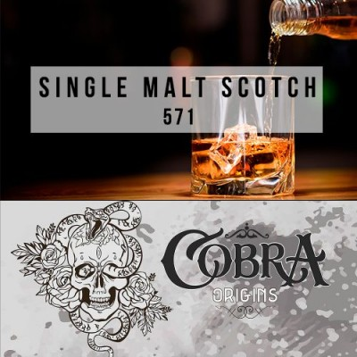 Табак Cobra Original Single Malt Scotch 50g
