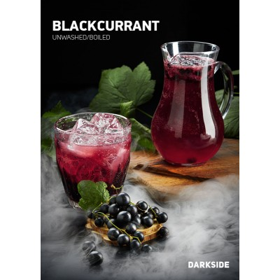Табак для кальяна DARKSIDE Blackcurrant medium 100 г