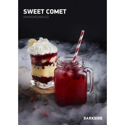 Табак для кальяна DARKSIDE Sweet Comet / Дарксайд Свит комет / Банан и клюква