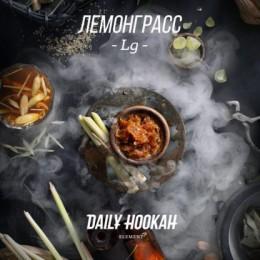 Табак Daily Hookah Лемонграсс №Lg 60г