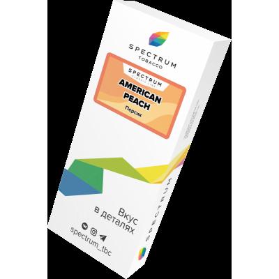 Табак Spectrum American Peach (Спектрум Персик) 100г