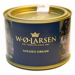 Табак трубочный W.O. Larsen Master's Blend Golden Dream (100гр)