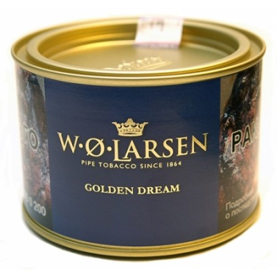 Табак трубочный W.O. Larsen Master's Blend Golden Dream / ВО Ларсен Голден Дрим