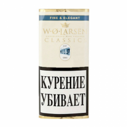 Табак трубочный W.O. Larsen Fine & Elegant (50гр)