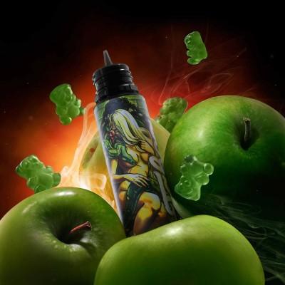 Жидкость Taboo Eva / Табу Ева яблочные мишки
