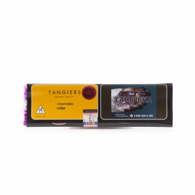 Табак Tangiers Noir №19 Watermelon (Арбуз)100г