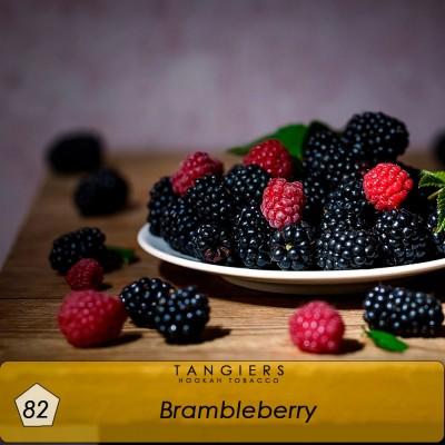 Табак Tangiers Noir №82 Brambleberry (Малина Ежевика) 100г