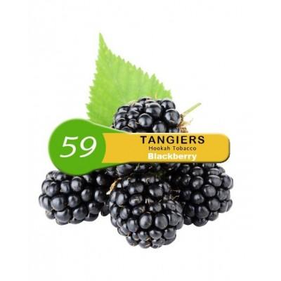 Табак Tangiers Noir №59 Blackberry (Ежевика) 100г