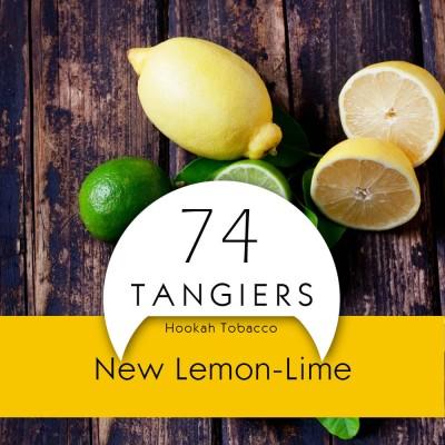 Табак Tangiers Noir №74 Lemon Lime (Лимон Лайм) 100г