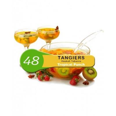 Табак Tangiers Noir №48 Tropical Punch (Тропический Пунш)100г