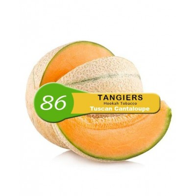 Табак Tangiers Noir №86 Tuscan Cantaloupe (Мускатная Дыня)100г
