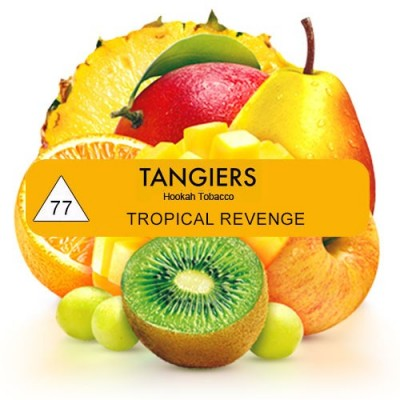 Табак Tangiers Noir №77 Tropical Revenge (Тропический Реванш) 100г