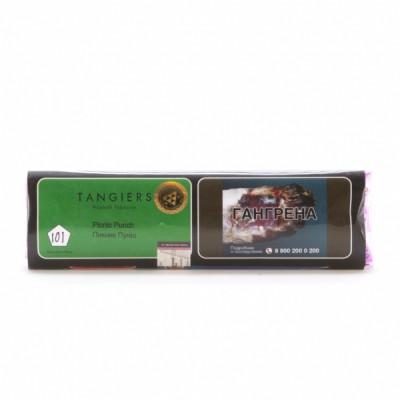 Табак Tangiers Noir №101 Birquq Picnic Punch (Арбуз Лайм) 100г
