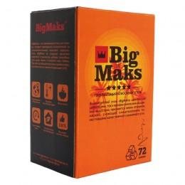 Уголь Big Maks 25*25 72куб.