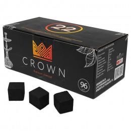 Уголь Crown 96шт (22*22мм)