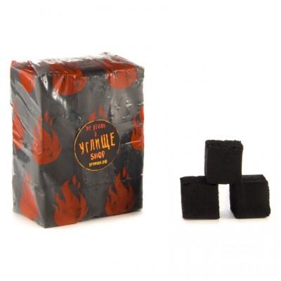 Уголь Углище shop 24шт (22 мм)