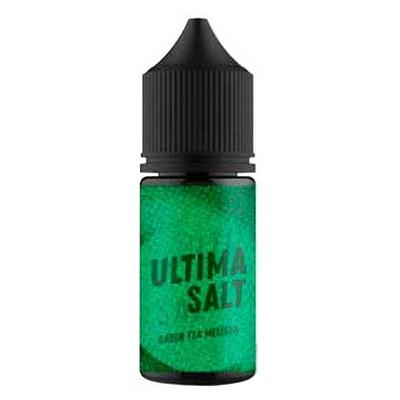 Жидкость Ultima Salt Melissa Green Tea 30мл 50мг