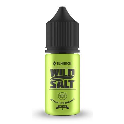 Жидкость Wild Salt Kiwi Currant 30мл 45мг